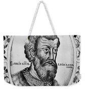 Vasily II (1415-1462) Weekender Tote Bag