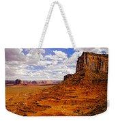 Vast Desert - Monument Valley - Arizona Weekender Tote Bag