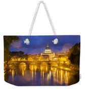 Vatican Weekender Tote Bag