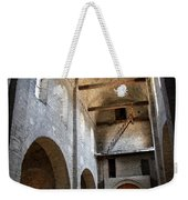 Vaulted Roof St Philibert - Tournus Weekender Tote Bag