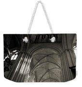 Vaults Of Rouen Cathedral Weekender Tote Bag