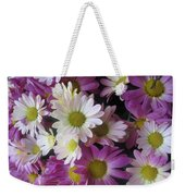 Vegas Butterfly Garden Flowers Colorful Romantic Interior Decorations Weekender Tote Bag