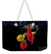 Vegetable Soup For The Soul Weekender Tote Bag