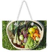 Veggie Delight Weekender Tote Bag