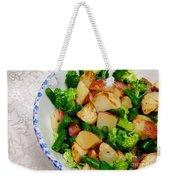 Veggie Medley Weekender Tote Bag by Andee Design