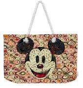 Veggie Mickey Mouse Weekender Tote Bag