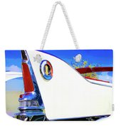 Vehicle Launch Palm Springs Weekender Tote Bag