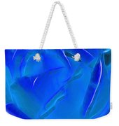 Veil Of Blue Weekender Tote Bag