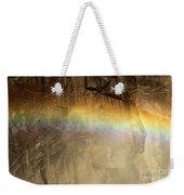Veiled By A Rainbow Weekender Tote Bag