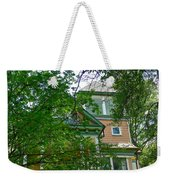 Veiled Victorian Weekender Tote Bag