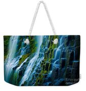 Veiled Wall Weekender Tote Bag