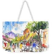 Velez Rubio Market 02 Weekender Tote Bag