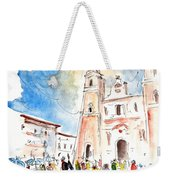 Velez Rubio Townscape 02 Weekender Tote Bag