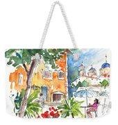Velez Rubio Townscape 03 Weekender Tote Bag