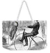 Velocipedes, 1868 Weekender Tote Bag
