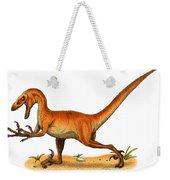 Velociraptor Weekender Tote Bag