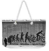 Velorution Weekender Tote Bag