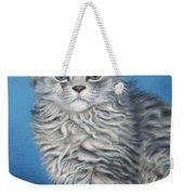 Velvet Kitten Weekender Tote Bag