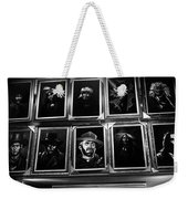 Velvet Paintings Us/mexico Border Town Tijuana Baja California Mexico 1976 Weekender Tote Bag