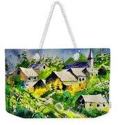 Vencimont Watercolor  Weekender Tote Bag