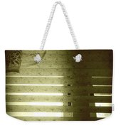 Venetian Blinds Weekender Tote Bag by Les Cunliffe