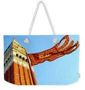 Venetian Freedom Weekender Tote Bag