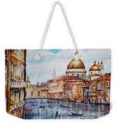 Venetian Paradise Weekender Tote Bag