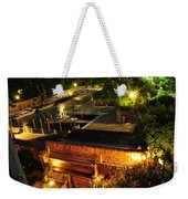 Venetian Room With A View Weekender Tote Bag