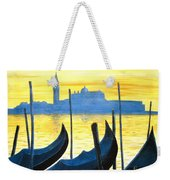 Venezia Venice Italy Weekender Tote Bag by Jerome Stumphauzer