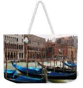 Veneziano Trasporto Weekender Tote Bag