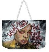 Venice Beach Wall Art 1 Weekender Tote Bag