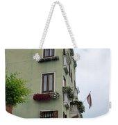 Venice Building Weekender Tote Bag