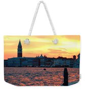 Venice Colors Weekender Tote Bag