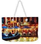 Venice Glow Weekender Tote Bag