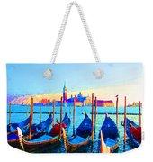 Venice Hues Weekender Tote Bag