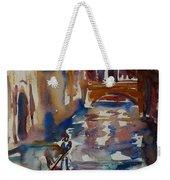Venice Impression V Weekender Tote Bag