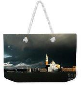 Venice Island Saint Giorgio Maggiore Weekender Tote Bag