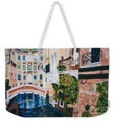 Venice- Italy Weekender Tote Bag