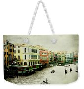 Venice Italy Magical City Weekender Tote Bag