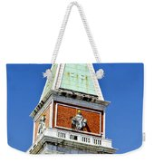 Venice Italy - St Marks Square Tower Weekender Tote Bag