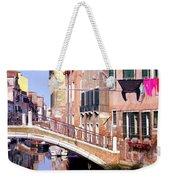 Venice Living Weekender Tote Bag