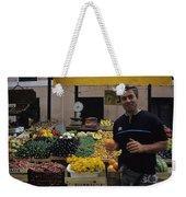 Venice Market Weekender Tote Bag