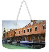 Venice Reflections - Italy Weekender Tote Bag