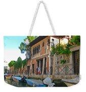 Venice Streetscape Weekender Tote Bag