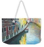 Venice Sunshine Weekender Tote Bag