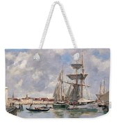 Venice. The Grand Canal Weekender Tote Bag