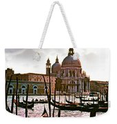 Venice The Grand Canal Weekender Tote Bag