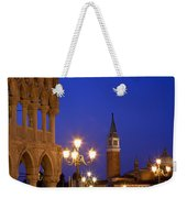 Venice Twilight Weekender Tote Bag