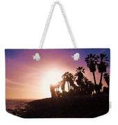 Ventura Beach Sunset Weekender Tote Bag
