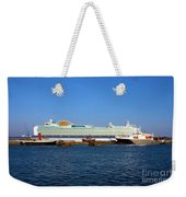 Ventura Sheildhall Calshot Spit And A Tug Weekender Tote Bag